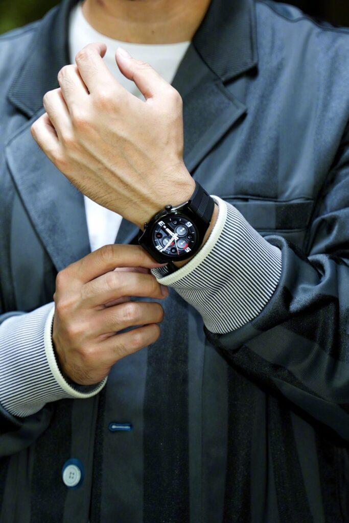 Умные часы Honor Watch GS3 впервые показали на живых фотографиях (4)