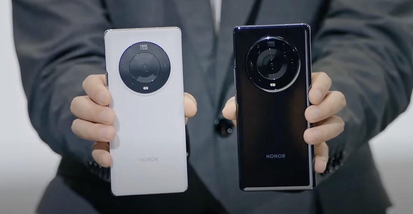 Компания Honor представила новые флагманские смартфоны Honor Magic3 (528ecd9fca4d8d88a4e31f761a66c4834549e191)