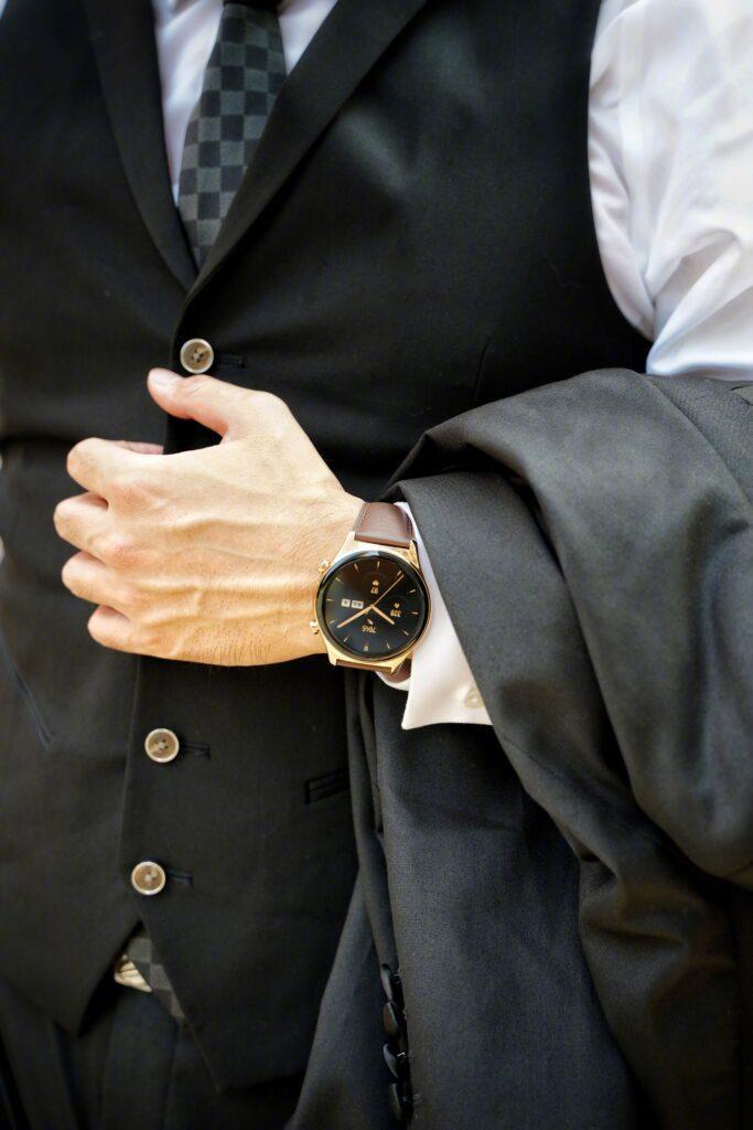 Умные часы Honor Watch GS3 впервые показали на живых фотографиях (6)
