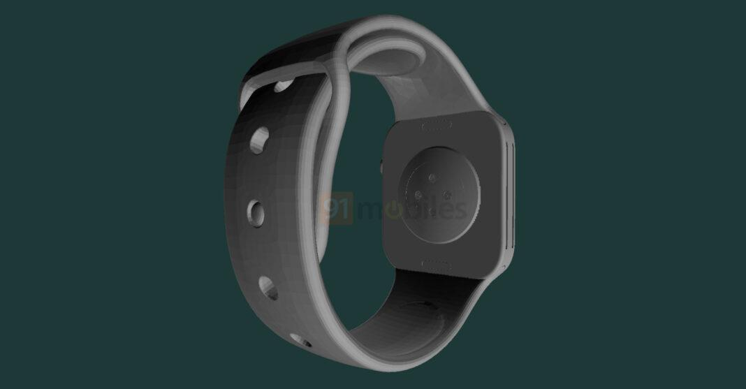 Apple Watch Series 7 показали на рендерах (apple watch series 7 cad renders 4 1068x557 1)