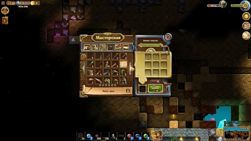 Обзор Craft the World: идеальная alt-tab стратегия (craft the world 129)