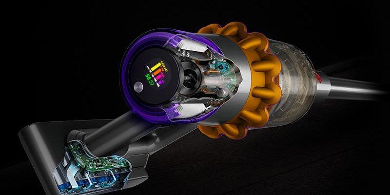 Dyson выпустил новые пылесосы с технологией лазерного обнаружения невидимой пыли (dyson v15 detect 7)