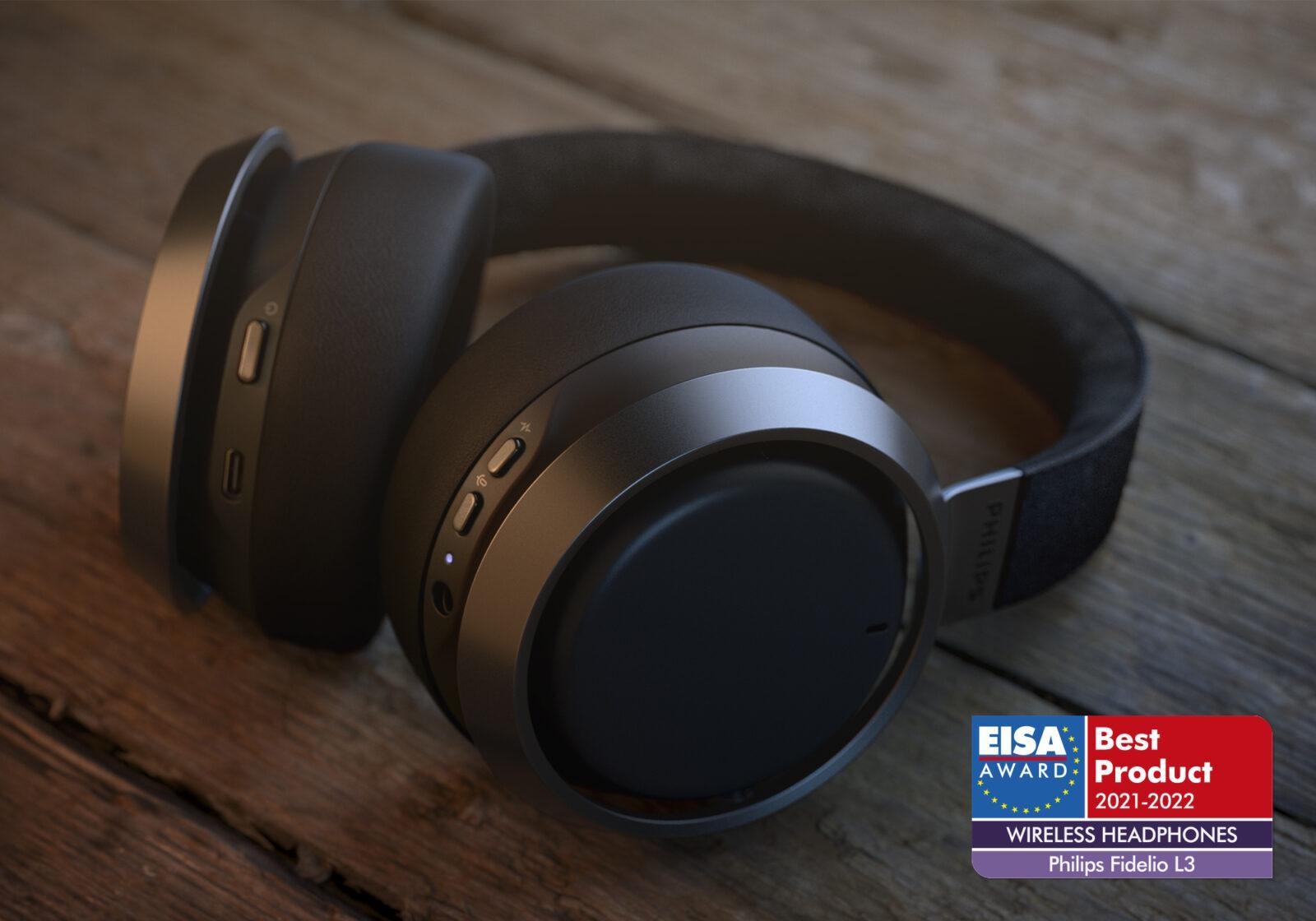 Аудиотехника и телевизоры Philips получили четыре премии EISA (fidelio l3 lifestyle)