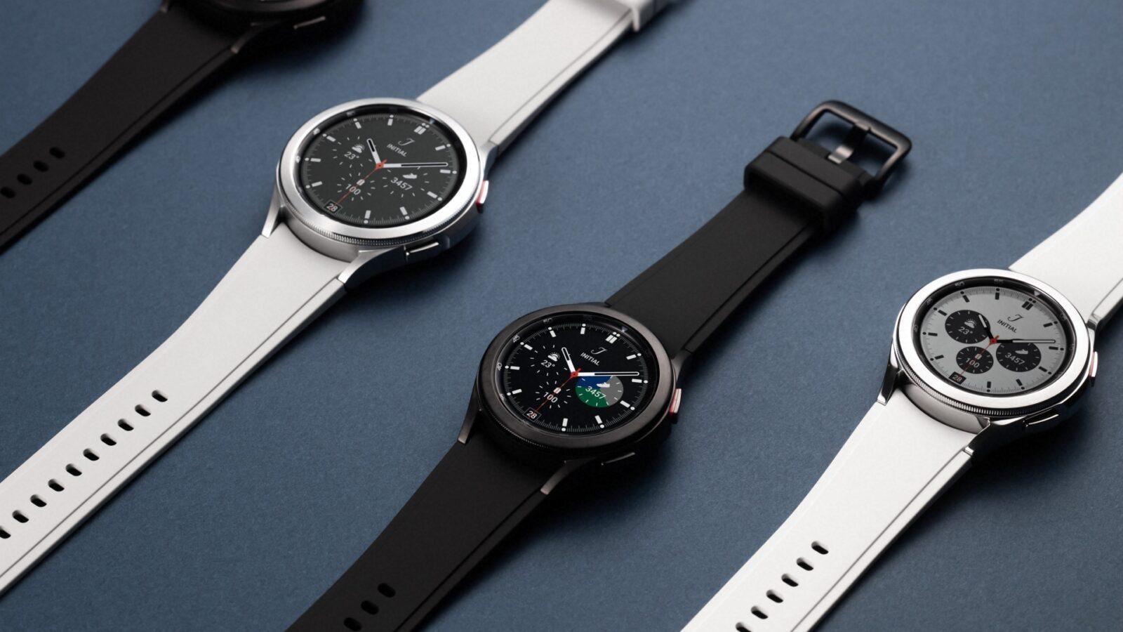 Samsung анонсировала новые часы Galaxy Watch 4 и Watch 4 Classic на Wear OS официально (galaxy watch 4 classic 4)
