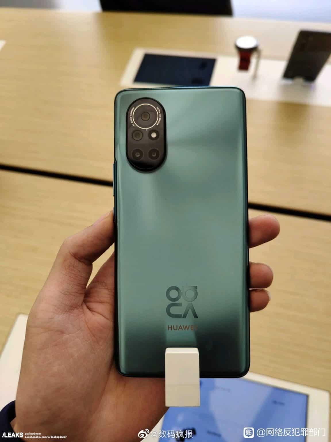 Раскрыты ёмкость аккумулятора Huawei Nova 9 и скорость быстрой зарядки (huawei nova 8 live pictures leaked 816 1152x1536 1)