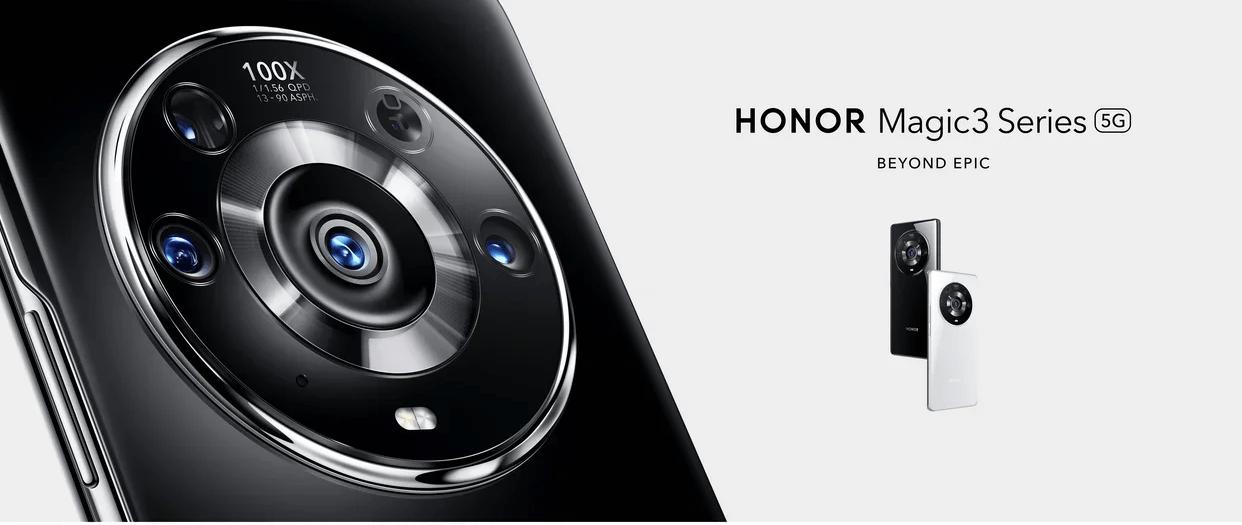 Компания Honor представила новые флагманские смартфоны Honor Magic3 (image 15)