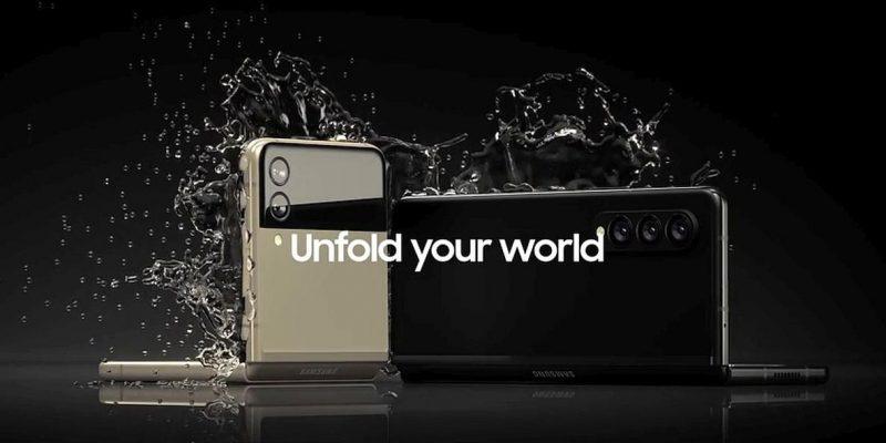 Samsung Galaxy Unpacked Август 2021: прямая трансляция презентации Galaxy Z Fold3 и Z Flip3 на русском языке (m4bwdfungvmenc4w3trs6h)