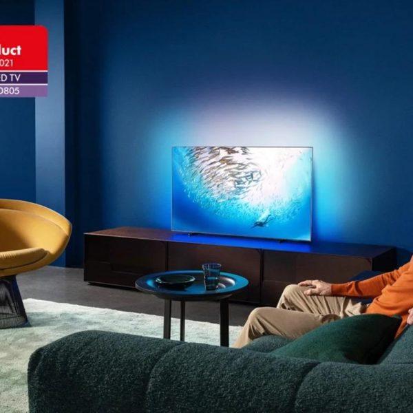 Аудиотехника и телевизоры Philips получили четыре премии EISA (ph01)