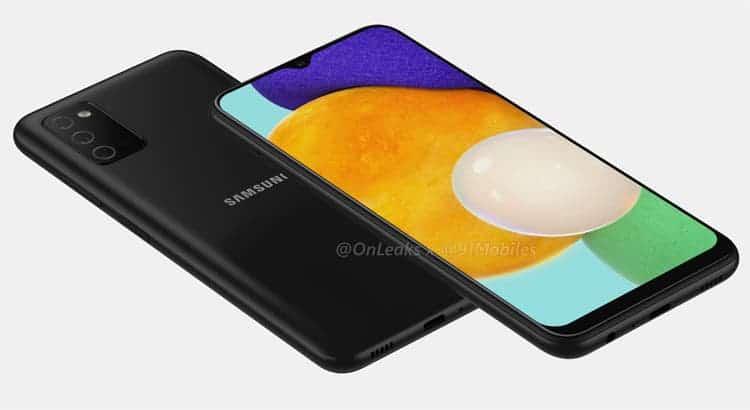 Samsung готовится выпустить доступный смартфон Galaxy A03s (samsung 2)