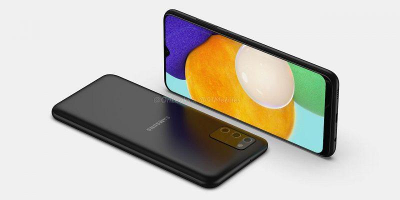 Samsung готовится выпустить доступный смартфон Galaxy A03s (samsung galaxy a03s)