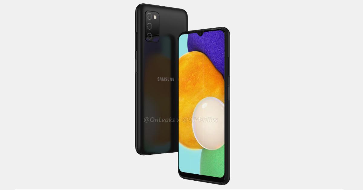 Samsung готовится выпустить доступный смартфон Galaxy A03s (samsung galaxy a03s large)