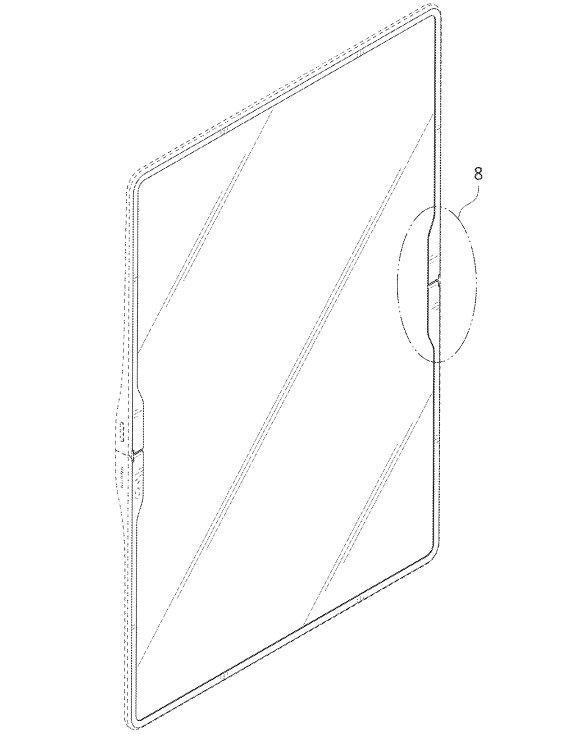 Samsung разрабатывает новый планшет (sp2)