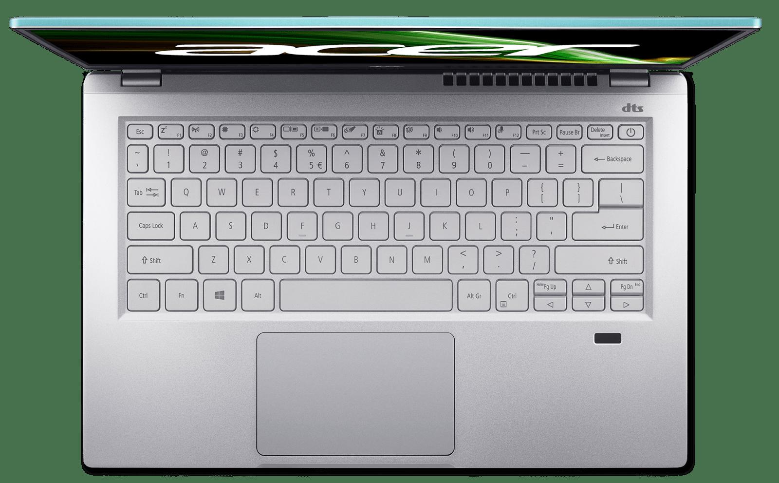 Acer представила новые ультратонкие ноутбуки линейки Swift (swift 3 sf314 511 fpbl geb 04b)