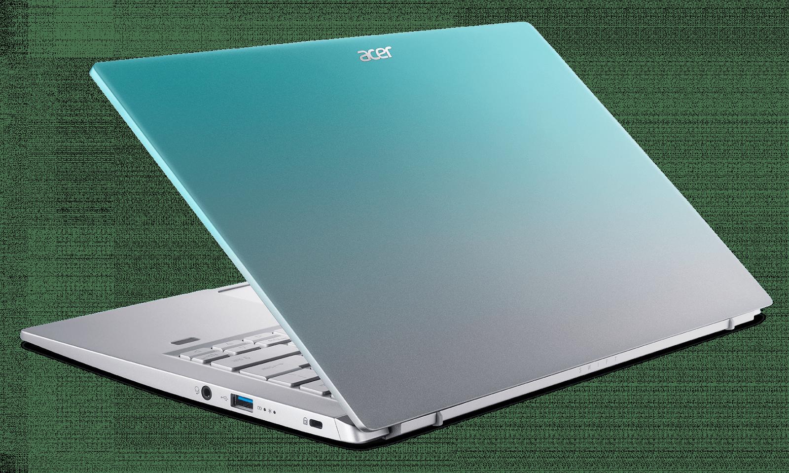 Acer представила новые ультратонкие ноутбуки линейки Swift (swift 3 sf314 511 fpbl geb 05)