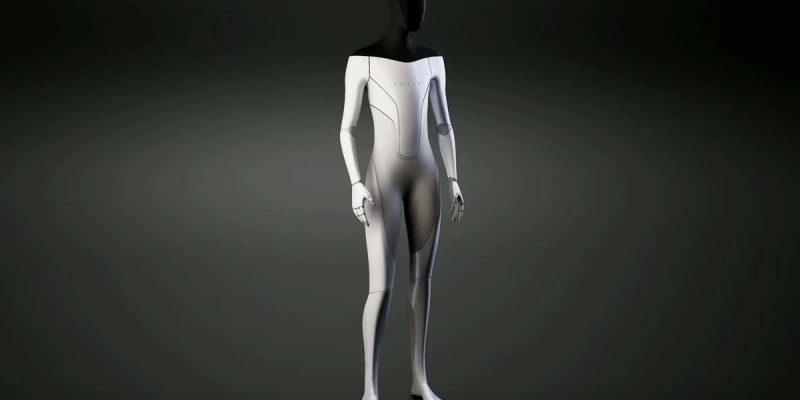 Илон Маск представил робота-гуманоида Tesla Bot с искусственным интеллектом Tesla (teslabot 2)