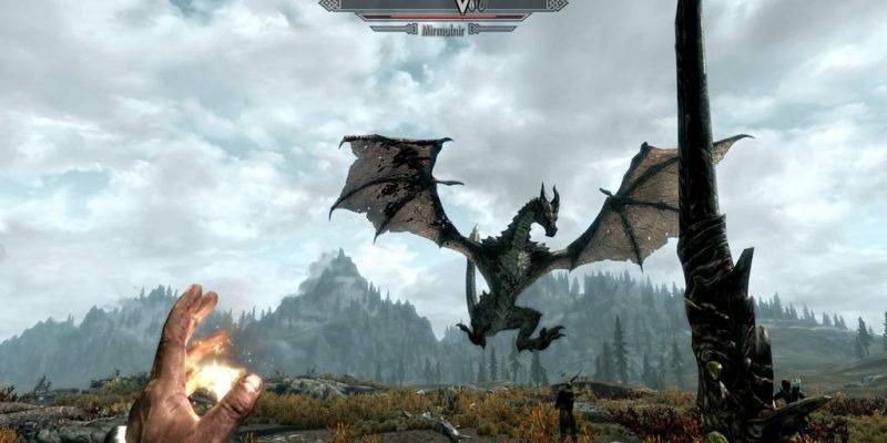 11 ноября выйдет юбилейное издание The Elder Scrolls V: Skyrim (the elder scrolls v skyrim gameplay)