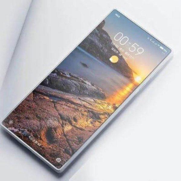 В сеть снова слили живое фото флагмана Xiaomi Mi Mix 4 (xiaomi mi mix 4 1280x720 1)