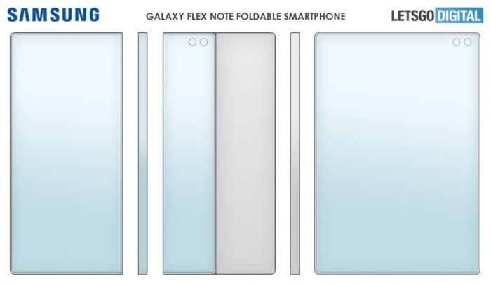 Будет ли следующий Samsung Galaxy Note? Появился новый патент (1 10)