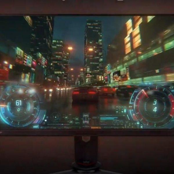Acer представила игровой монитор Predator XB273UNV (163681s)