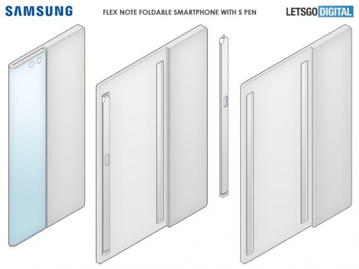 Будет ли следующий Samsung Galaxy Note? Появился новый патент (22)