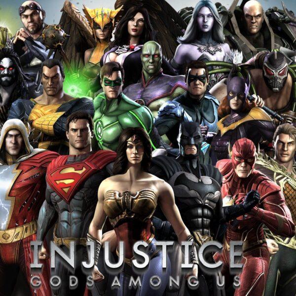 Анимационный фильм по Injustice выйдет 19 октября (2942054)