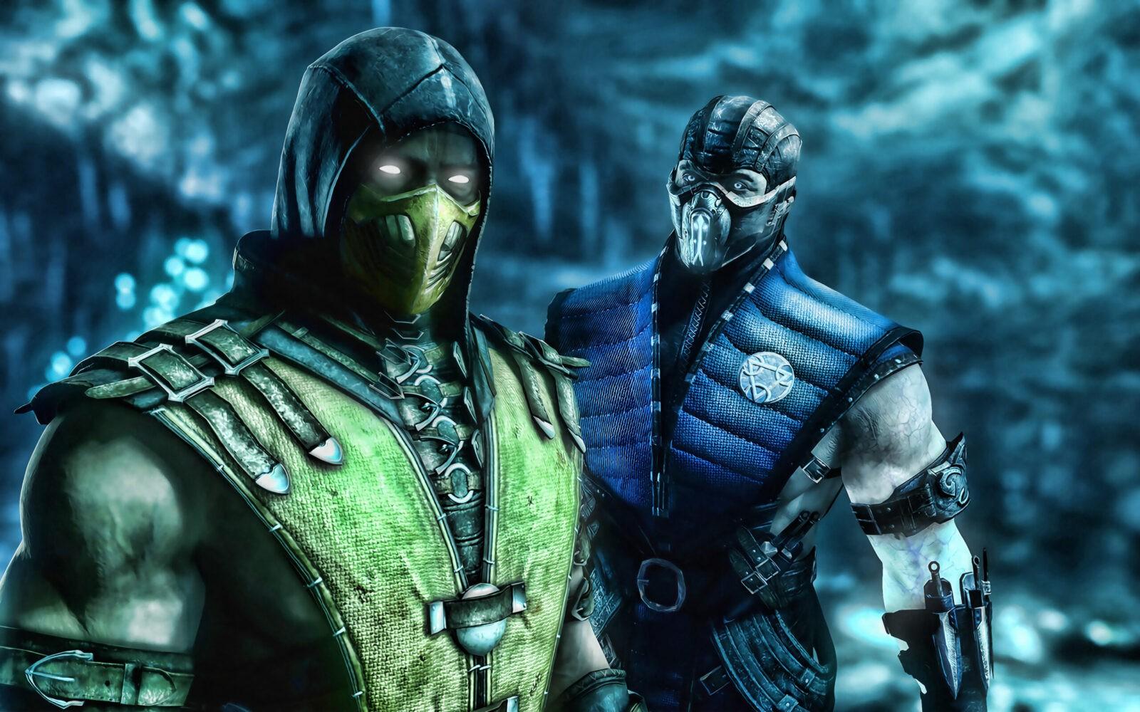 Valve работает над технологией Steam, которая позволит играть в игры во время их скачивания (4k sub zero scorpion mortal kombat x ninja scaled)