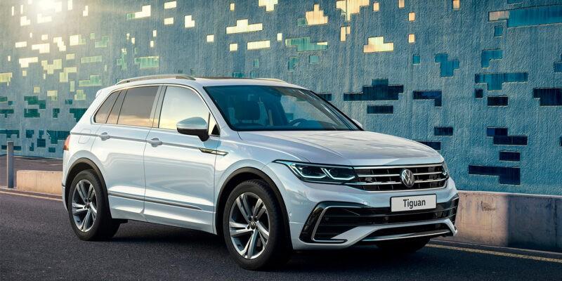 300 000 Volkswagen Tiguan произведено в России (756010393677017)