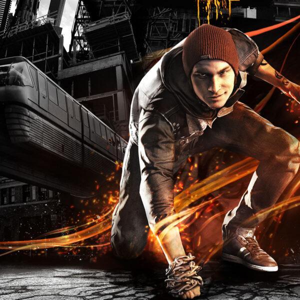 Новую inFamous, возможно, анонсируют на PlayStation Showcase (76t9sp)