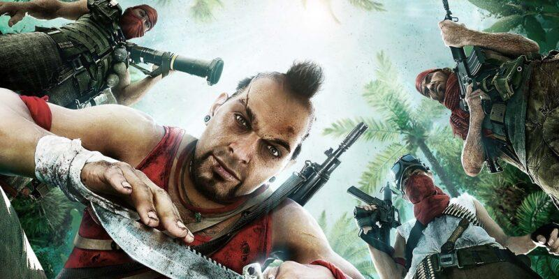 Far Cry 3 можно получить бесплатно до 11 сентября (9fe78a985d0f004ea3503eec03979be2)