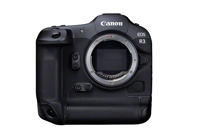 Canon выпустила высокоскоростную камеру Canon EOS R3 для съемки репортажей и спортивных событий (APOLLO Front BODY)