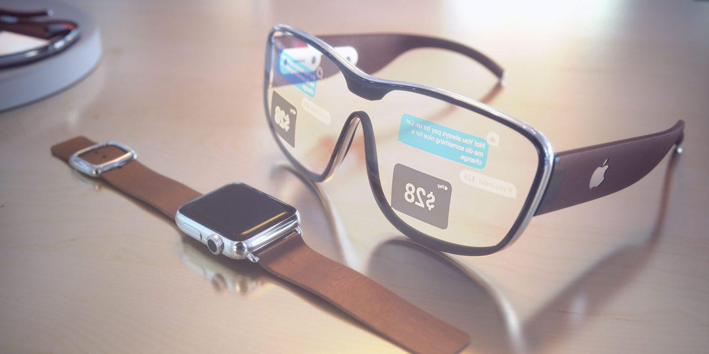 Первая AR-гарнитура Apple будет выпущена в 2022 году (Apple Glasses replace smartphone or not 1)