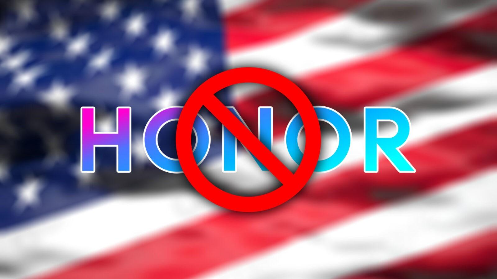 Власти США рассматривают внесение Honor в чёрный список (Honor ban usa)
