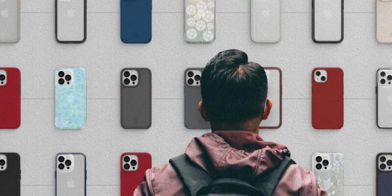 Apple заявляет, что экран 120 Гц работает со всеми сторонними приложениями (Incipio iPhone 13 cases Hero)