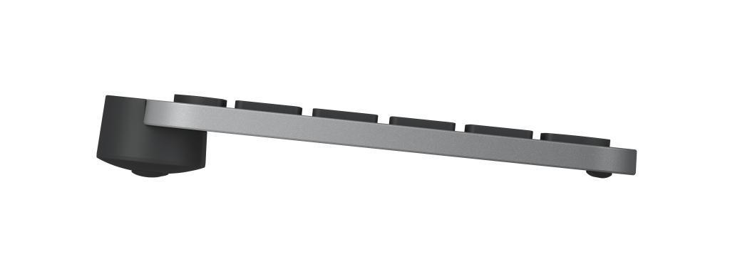 Logitech сделала миниатюрные клавиатуры MX Keys Mini (MX Keys Mini Graphite 3)