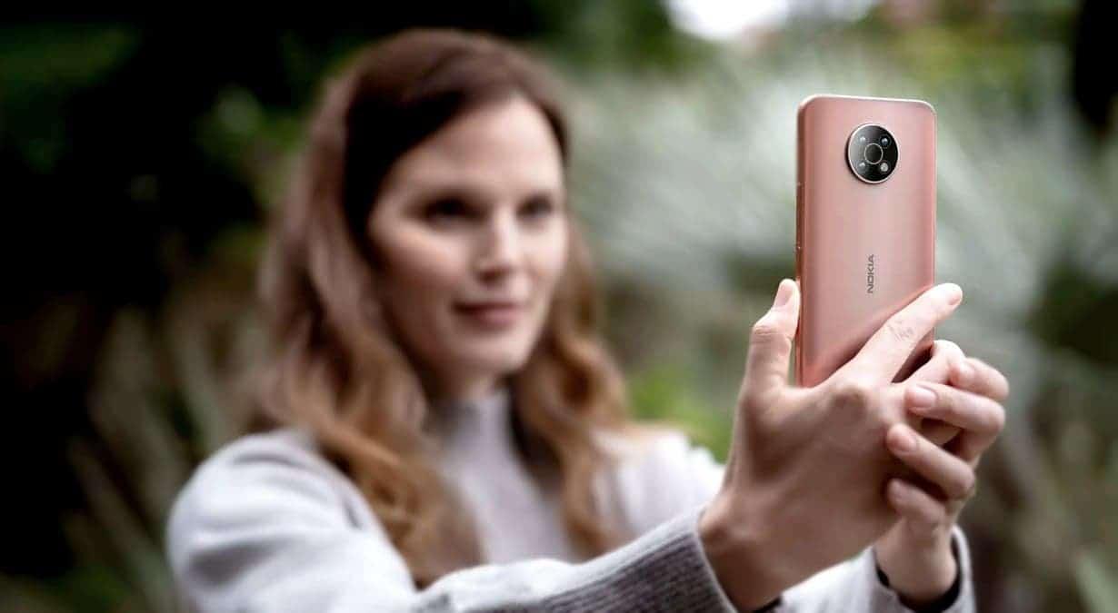 Nokia выпустила G50, смартфон с большим экраном и поддержкой 5G (Nokia G50 5G)