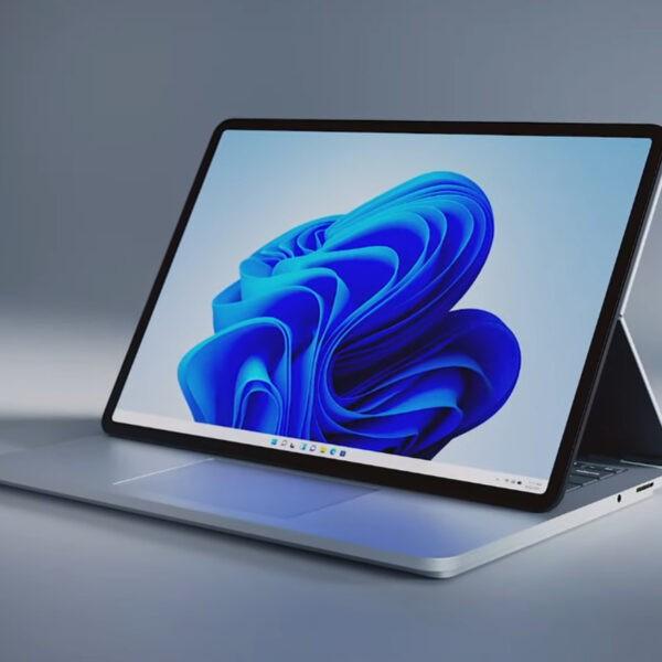 Surface Laptop Studio - новый мощный флагманский ноутбук Microsoft (QMiIPcD.0)