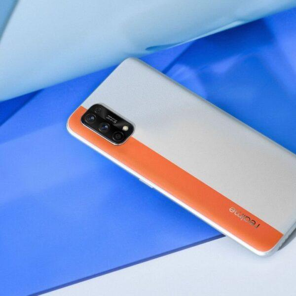 В сеть слили характеристики смартфона Realme Q3s (Realme 7 Pro SE)