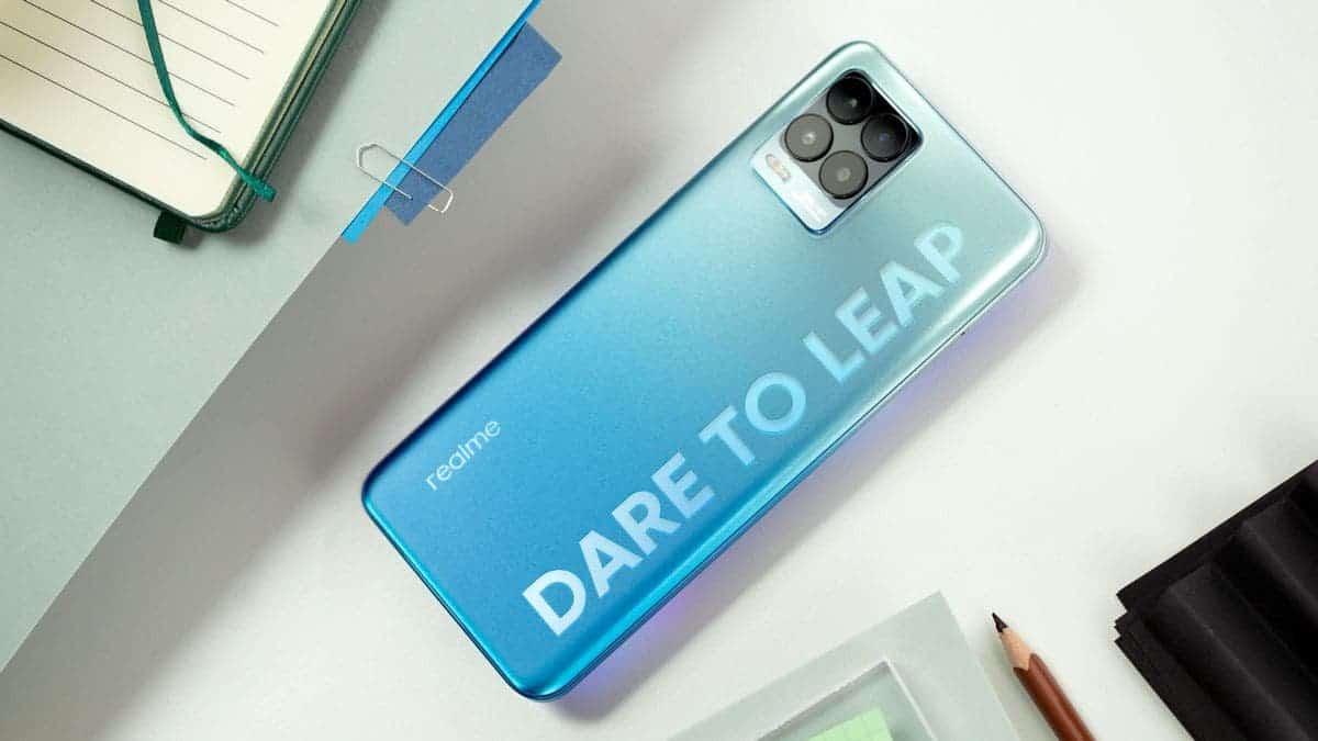 Глава компании рассказал о Realme 9 и будущих нововведениях (Realme RMX3161)