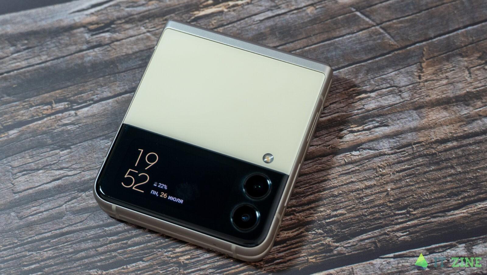 Обзор Samsung Galaxy Z Flip 3: складной смартфон для стильных (Samsung Galaxy Z Flip3 08)
