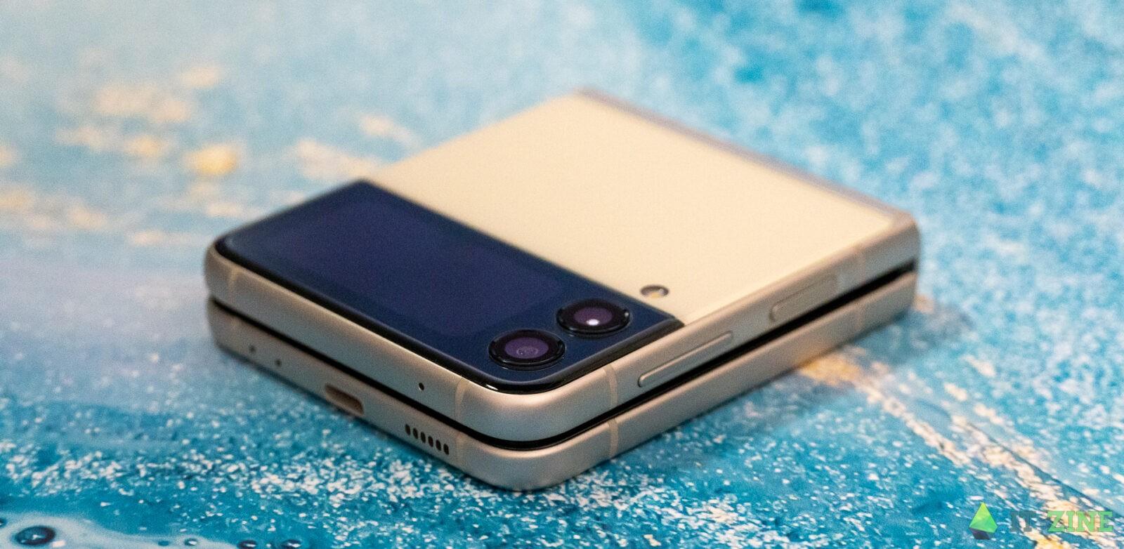 Обзор Samsung Galaxy Z Flip 3: складной смартфон для стильных (Samsung Galaxy Z Flip3 14)