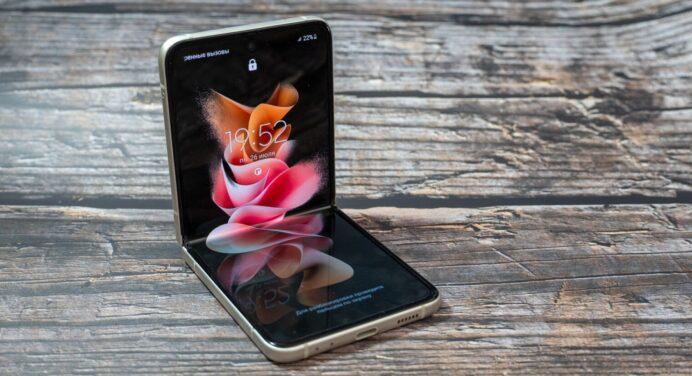 Обзор Samsung Galaxy Z Flip 3: складной смартфон для стильных