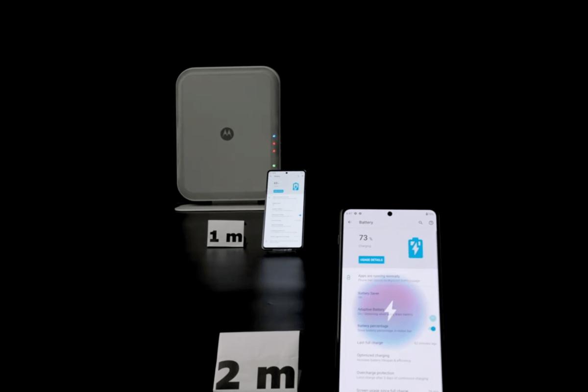 Motorola продемонстрирует свою технологию воздушной зарядки (Screen Shot 2021 09 08 at 18.04.17)