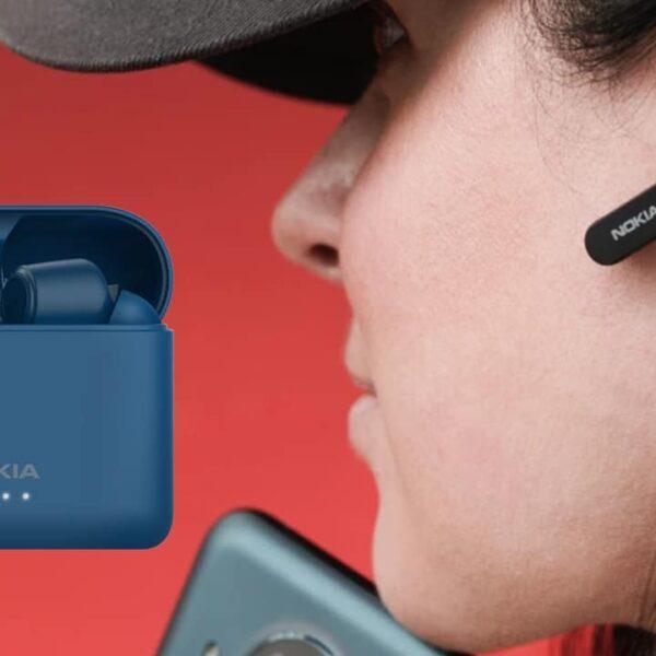 В России начались продажи беспроводных наушников Nokia Noise Cancelling Earbuds BH-805 (VDXdN62CwpsdBZWeokrFJA)