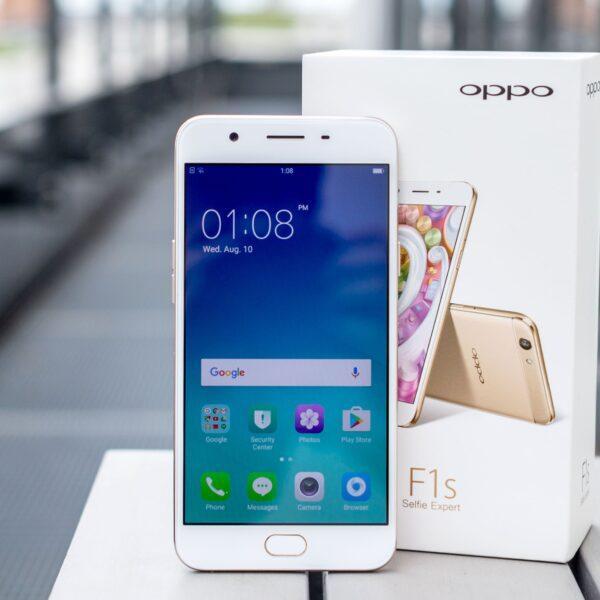 Oppo анонсирует ColorOS 12 на базе Android 12 на этой неделе (androidpit oppo f1s 1)