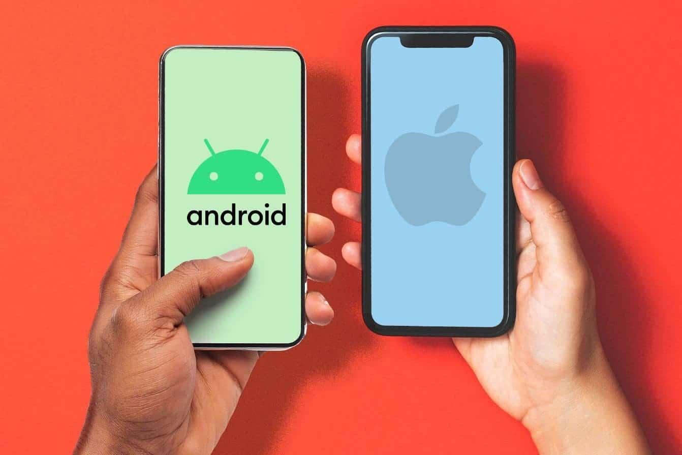 82% пользователей Android не интересуются iPhone 13 (androidvsapple2 1)