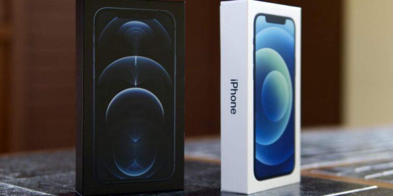 Россияне продают старые iPhone в преддверии презентации Apple (apple iphone 12 iphone 12 pro 01 1280x720 1)