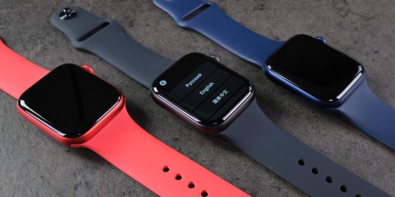В Apple Watch Series 7 есть скрытая функция, которую нельзя использовать (apple watch series 6 main)