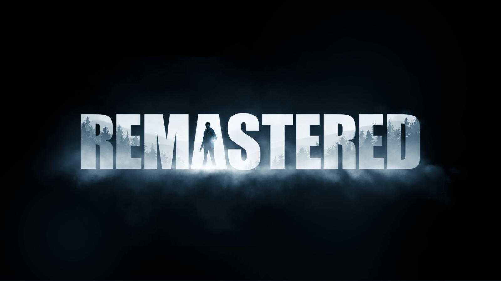 Слухи подтвердились: Alan Wake Remastered выйдет осенью 2021 года (egp akqa deer logo remastered teaser)