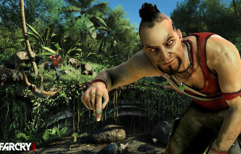Far Cry 3 можно получить бесплатно до 11 сентября (far cry 3 vaas action ostrov)