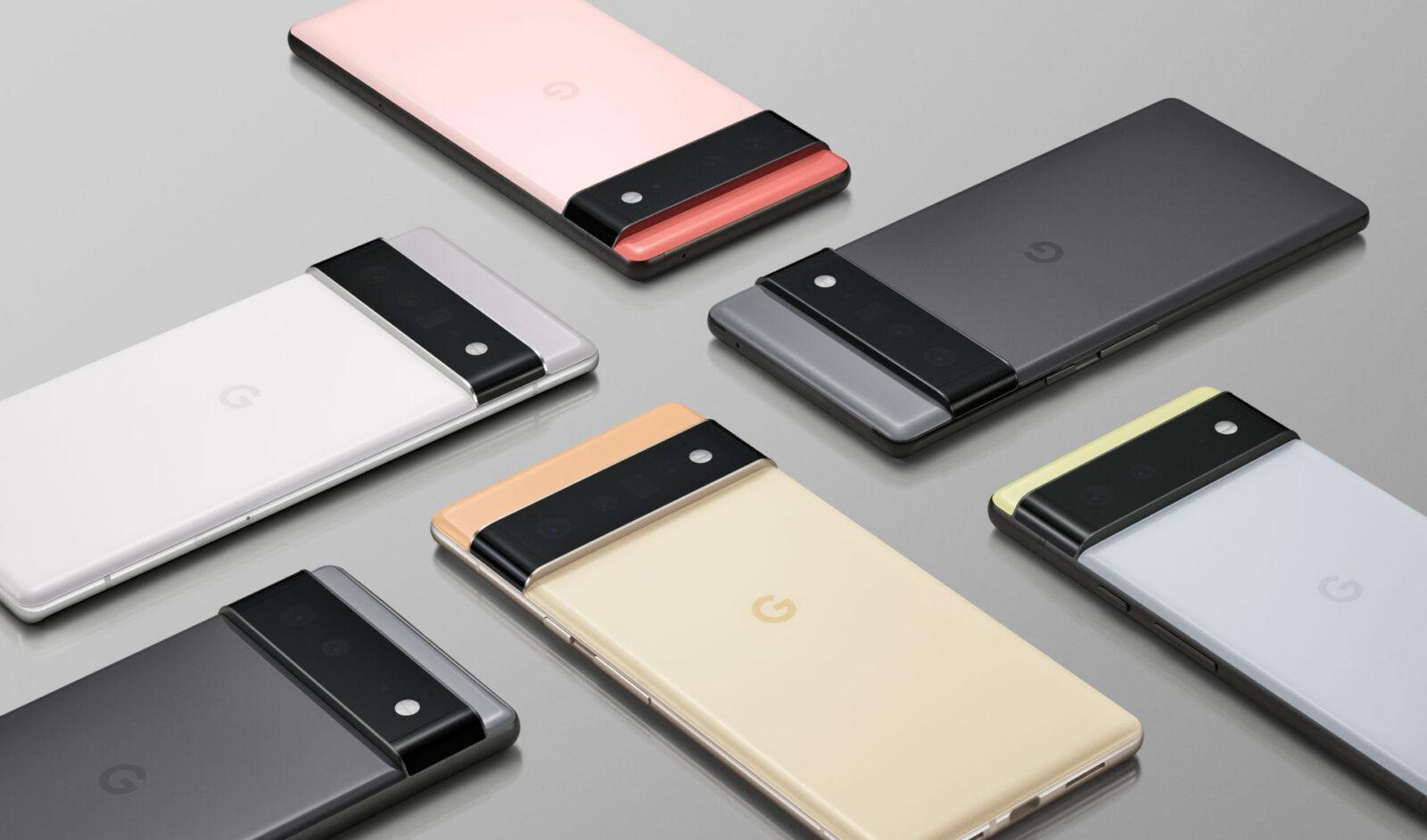 Google готовит второй складной смартфон согласно данным по Android 12 (google pixel 6 pro range scaled 1 large large large)